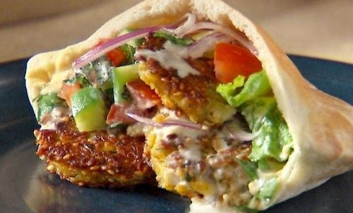 Falafel Recipe - Israel on the house