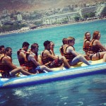 Water sports and fun in Eilat