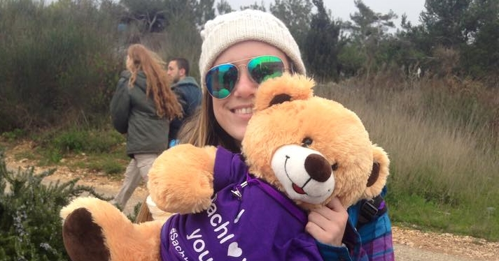 Testimonials with Sachlav the Bear