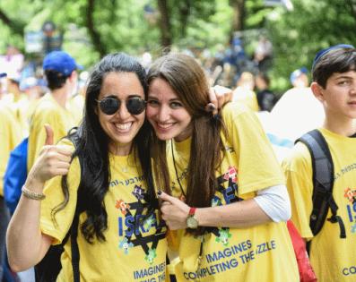 Volunteering in Israel