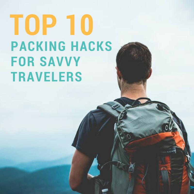 10 hacks for travelers