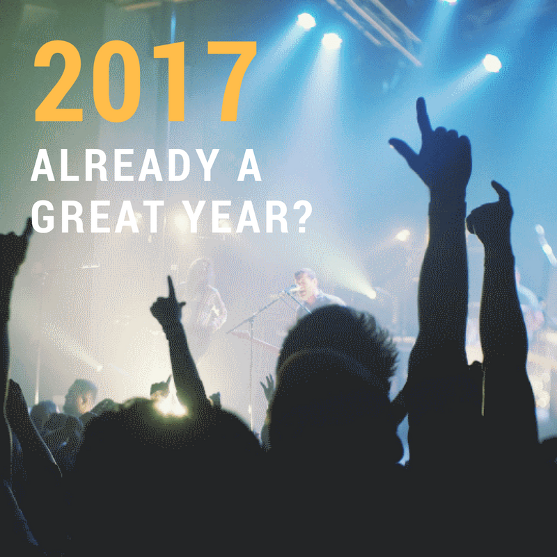 2017 is a great year