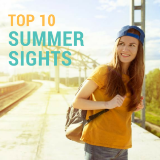 10 top summer sights