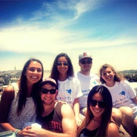 About Taglit-Birthright Israel
