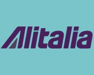 Alitalia purple