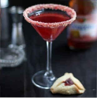 Hamentashen and Cocktails
