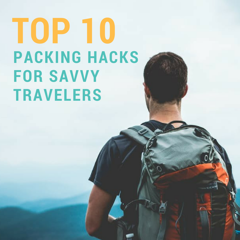10 hacks for travelers
